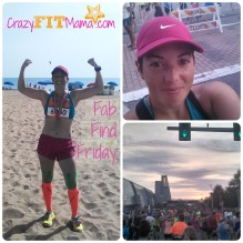 Fab Find Friday running gear: Crazyfitmama.com