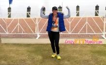 Conquering a new Half Marathon PR: CrazyFitMama.com